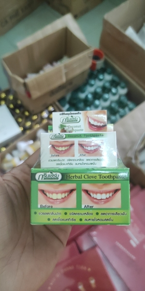 Bột Răng Thái