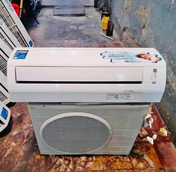 Máy lạnh daikin 1HP nội địa nhật tiết kiệm điện gas 410a Víp