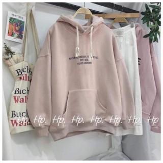 Áo hoodie nhiều màu chất nỉ, áo hoodie form rộng, Shop Bán Áo Hoodie Nam, Nữ - Chất Đẹp, Rẻ, Mẫu Mới - DVGIT thumbnail