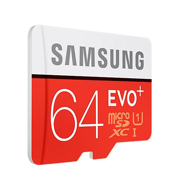 Thẻ nhớ micro SD samsung Evo plus 64GB video 4k 100Mb/s