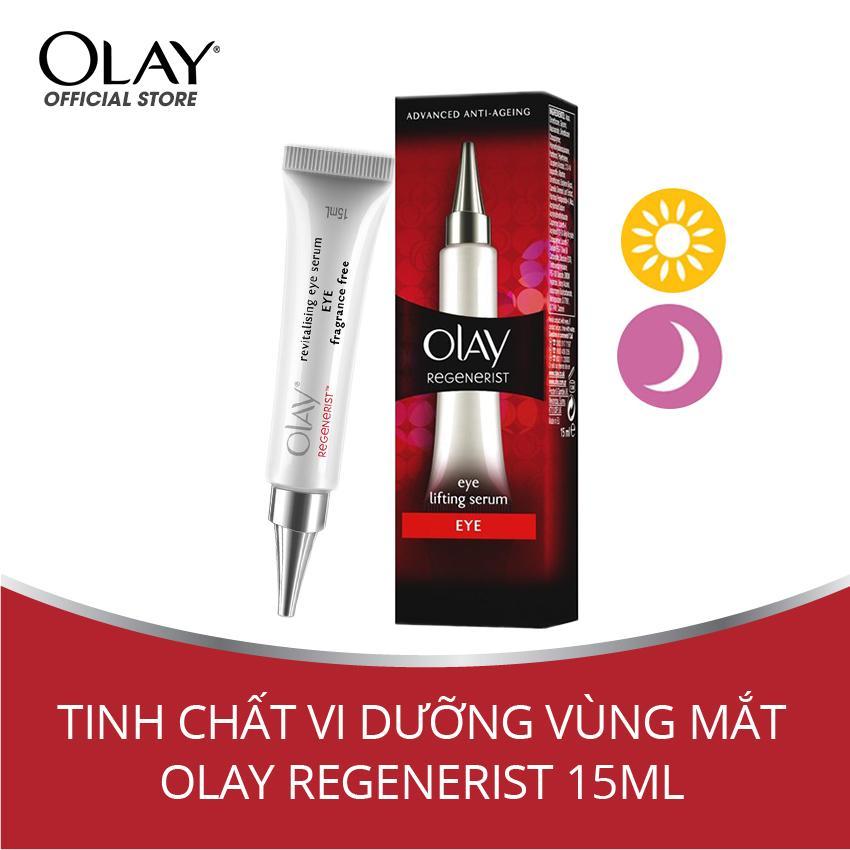 Tinh chất vi dưỡng vùng mắt Olay Regenerist 15ml
