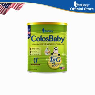 Sữa non COLOSBABY 600 IgG 0+ 400G thumbnail