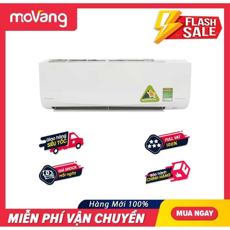 Bảng giá Máy lạnh Daikin FTKQ35SAVMV - Công nghệ Inverter, công suất 12000 BTU, làm lạnh nhanh, hẹn giờ bật tắt máy - Bảo hành 12 tháng