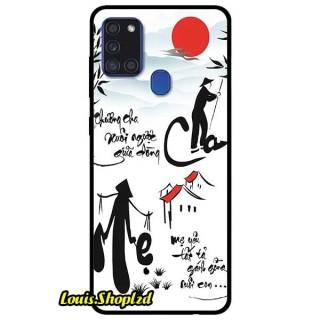 [HCM]Ốp Lưng Dành Cho Samsung Galaxy A21s - Thương Cha Mẹ thumbnail