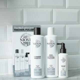 Bộ dầu gội Nioxin Triakit chống rụng tóc System 1 ( New 2019 ) thumbnail
