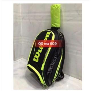 [RẺ ] Balo Thể Thao Balo Tennis Mã 609 - Hàng Chuẩn Việt Nam thumbnail