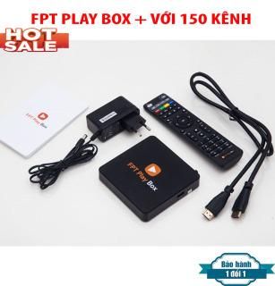 FPT Play Box Plus S400 - Có hơn 150 kênh truyền hình, trong đó có hơn 30 kênh HD với các kênh Quốc tế, kênh Đặc sắc và các kho phim bộ, phim lẻ, phim 4K hấp dẫn- 4K Voice Remote Tặng Chuột Không Dây FPT- Bh 12 Tháng thumbnail
