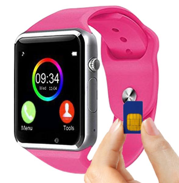 Đồng hồ trẻ em thông minh A1S Plus 6 màu- dành cho em bé điện thoại độc lập thế hệ mới bán chạy