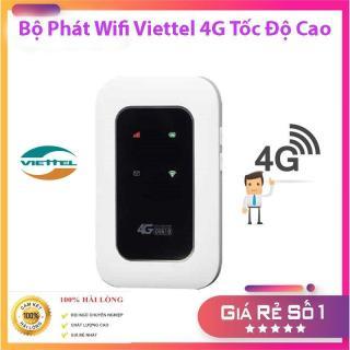 Thiết Bị Phát Wifi 4G Tốc Độ Cao Pin Trâu Viettel D6610 Nhỏ Gọn Năng Suất Cao Sang Trọng Bộ Phát Wifi 4G Nhỏ Gọn - Tặng kèm siêu sim V120 thumbnail