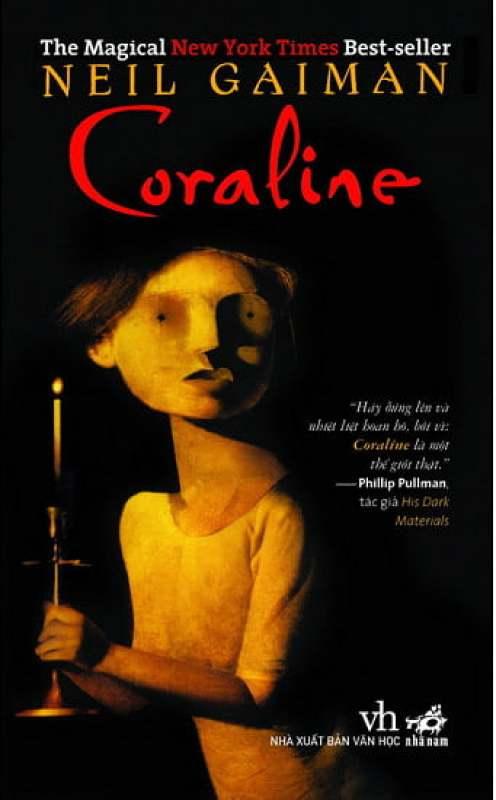 Fahasa - Coraline (Tái Bản 2018)