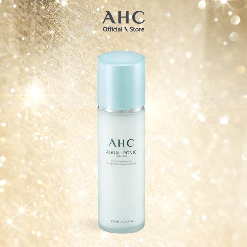 Sữa Dưỡng Cấp Ẩm AHC Aqualuronic Emulsion 120ml