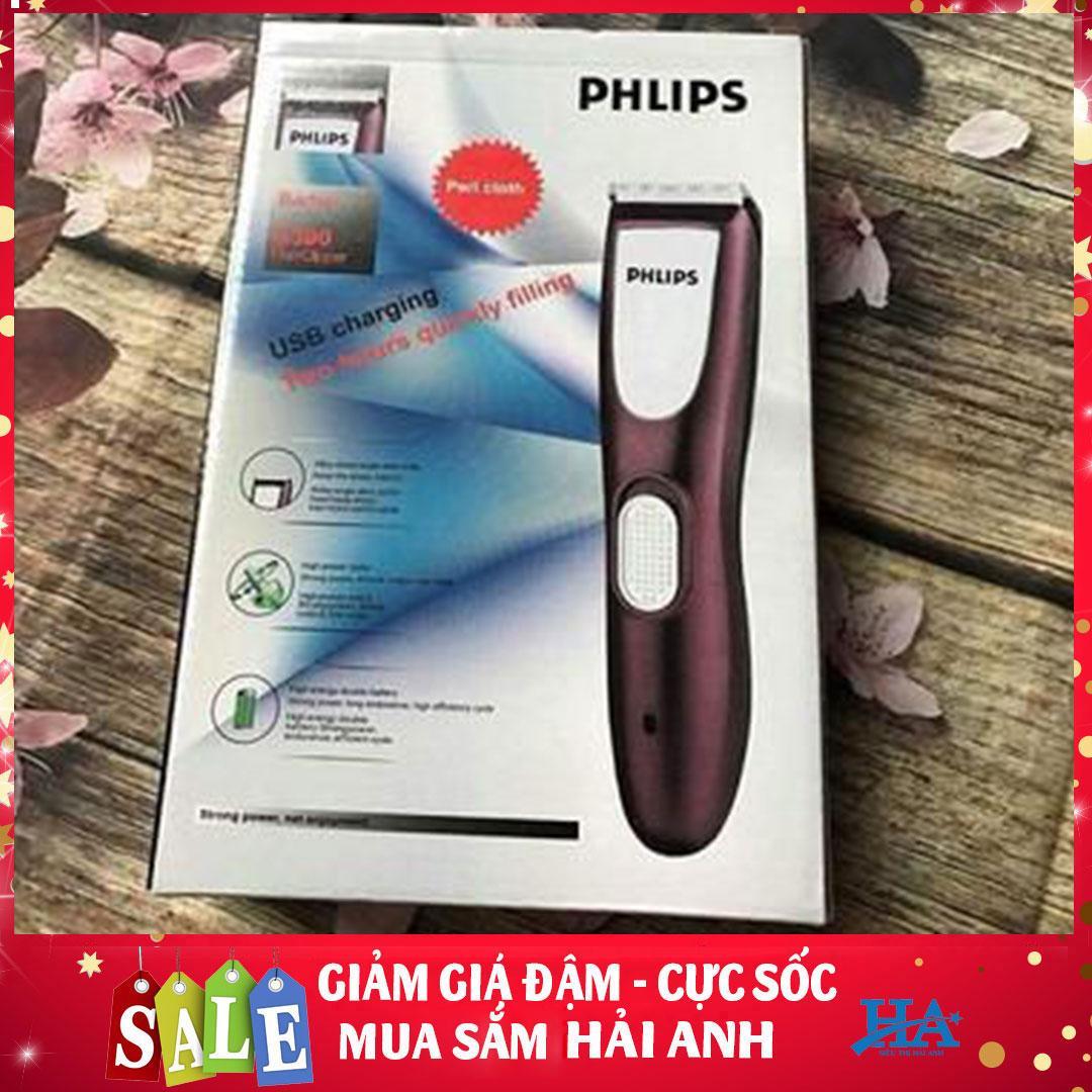 Tông đơ cắt tóc cao cấp, máy hớt tóc chuyên nghiệp dùng cho gia đình cả người lớn và trẻ em - GDQUY35