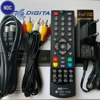 Phụ Kiện Đầu Thu VTC HD V2 - Thẻ Gia Hạn Truyền Hình VTC thumbnail