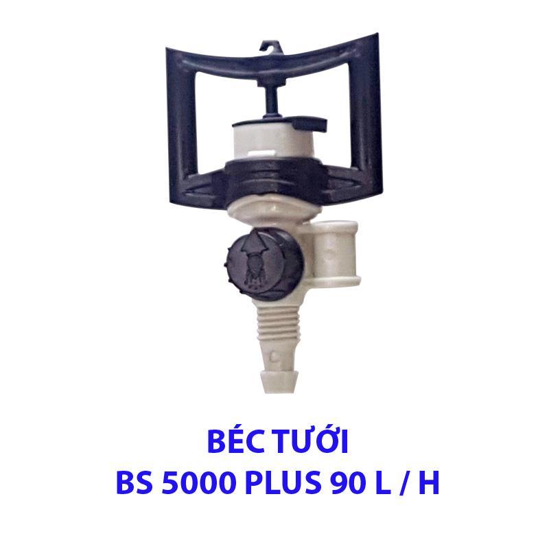 Bộ 10 béc BS 5000 PLUS 90 - Béc tưới phun mưa chống côn trùng