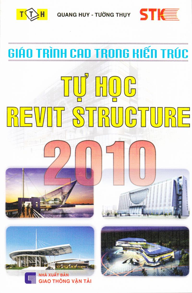 Mua Tự Học Revit Structure 2010