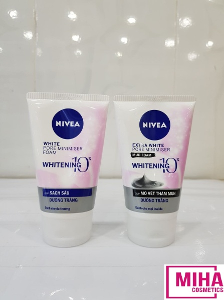 Sữa Rửa Mặt Nữ NIVEA 100g Thái Lan