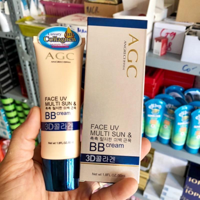 Kem Che Khuyết Điểm BB Cream AGC Hàn Quốc tốt nhất