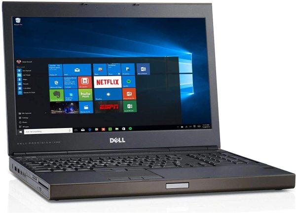 Bảng giá Laptop máy trạm Dell Precision Workstation M4800 Core i7-4800QM, 8gb Ram, 256gb SSD, VGA Quadro K1100M, 15.6inch Full HD Phong Vũ
