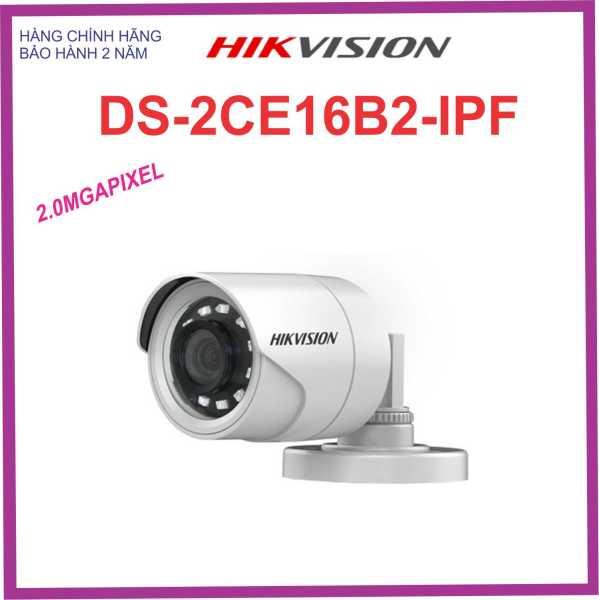 DS-2CE16B2-IPF  HIKVISION 2.0 MEGAPIXEL