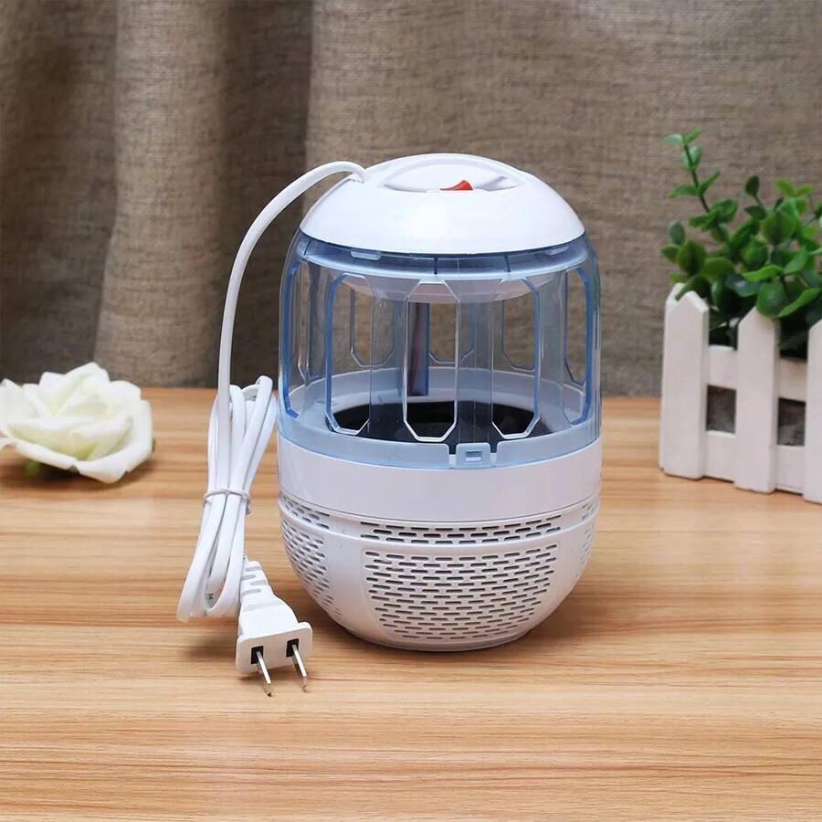 (GIÁNG SINH VUI VẺ - SALE SẬP SÀN - Tặng Vòng Tỳ Hưu Thạch Anh Đen May Mắn) Đèn Bắt Muỗi Mosquito Killer Nhật Bản