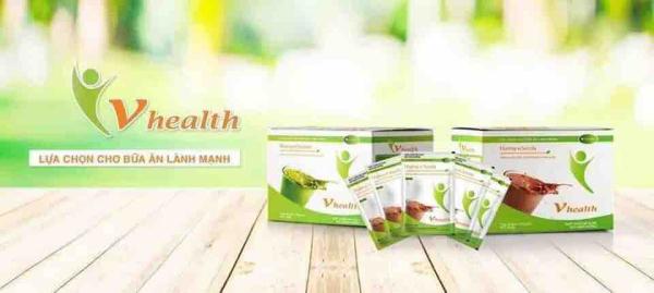 V Health - Lựa chọn cho bửa ăn lành mạnh