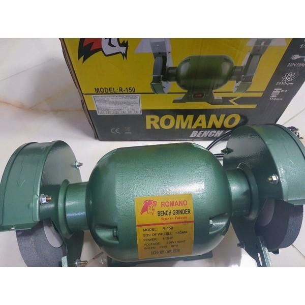Máy Mài 2 Đầu 1/2Hp  Bench Ginder 380W