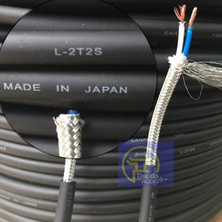 Dây AV - Dây tín hiệu âm thanh Canare Made in Japan cao cấp - Bán theo mét thumbnail