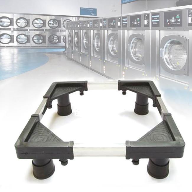 Bảng giá Chân Kệ Tủ Lạnh, Máy Giặt, Máy Lọc Nước Inox , Kệ thông minh cho tủ lạnh, máy giặt - Tăng giảm 4 chân, các chiều. Điện máy Pico