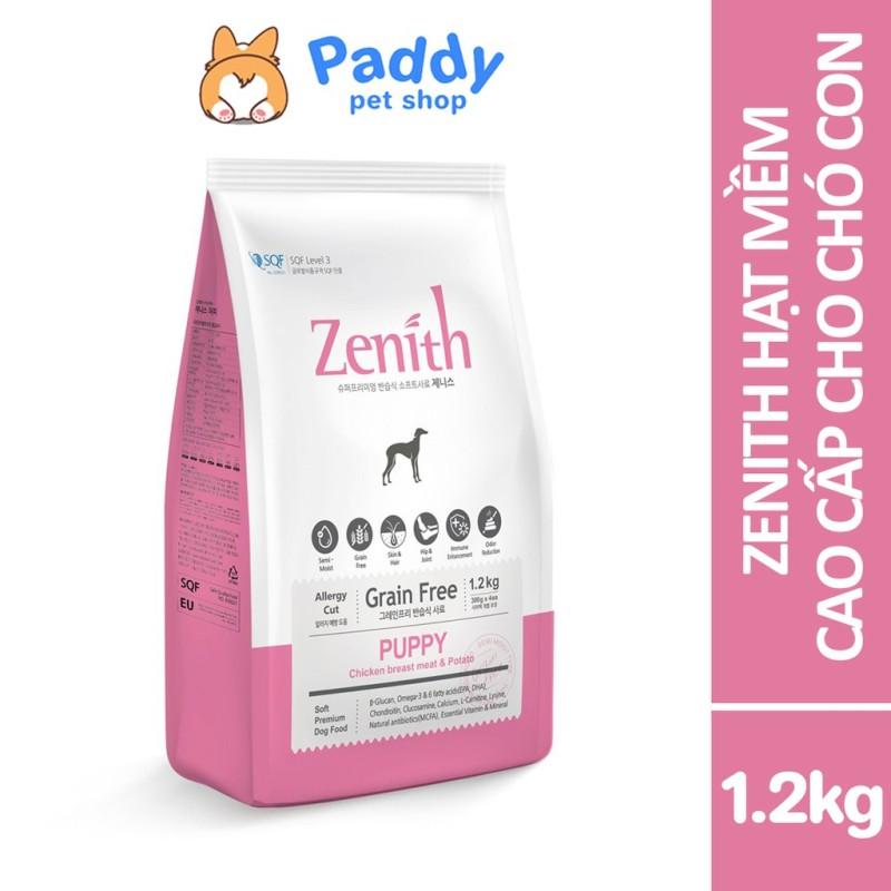 Zenith thức ăn hạt mềm cho chó con - 300g