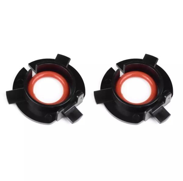 [HCM]Bộ đổi chân đèn led H7 – Chân cài Adapter cho đèn pha xe KIA  / Hyundai