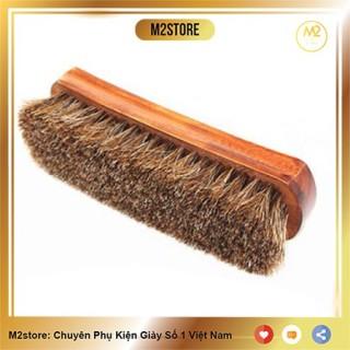 Bàn chải lông ngưa chuyên dụng cho dân đánh giày (BCDG09-A7) thumbnail