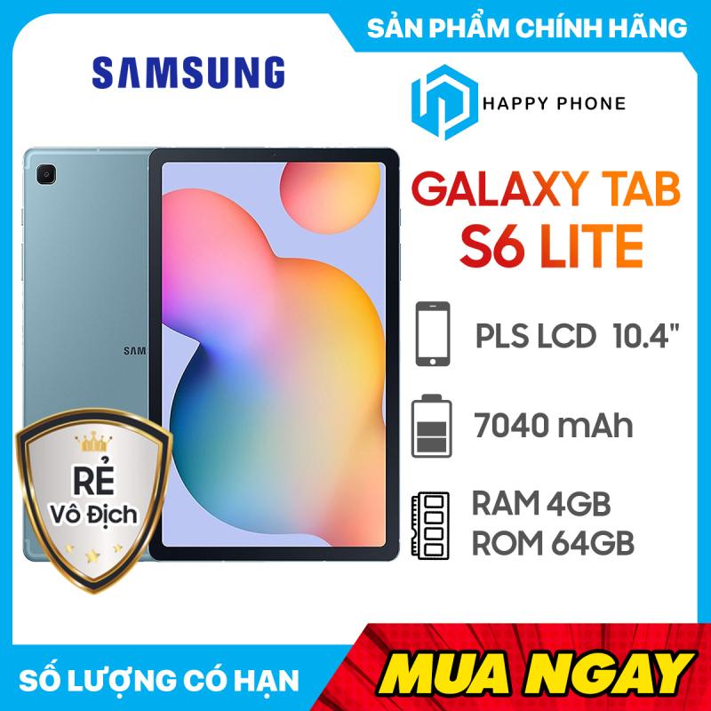 Máy Tính Bảng Samsung Galaxy Tab S6 Lite - Hàng Chính Hãng, Nguyên Seal, Bảo hành 12 tháng chính hãng