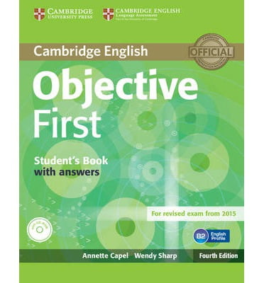 Fahasa - Objective First Student's Book with Answers with CD-ROM