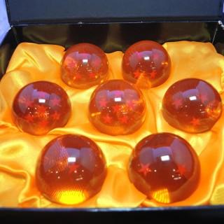 Bộ Mô Hình 7 Viên Ngọc Rồng Fullbox Size 4.3 Cm - Dragon Ball thumbnail