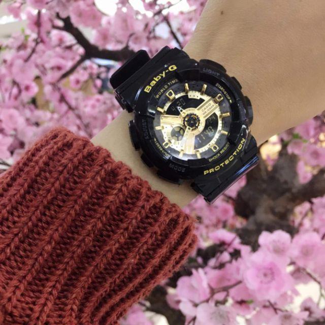 Đồng hồ nữ Baby thể thao 2 máy song song trẻ trung hiện đại bán chạy