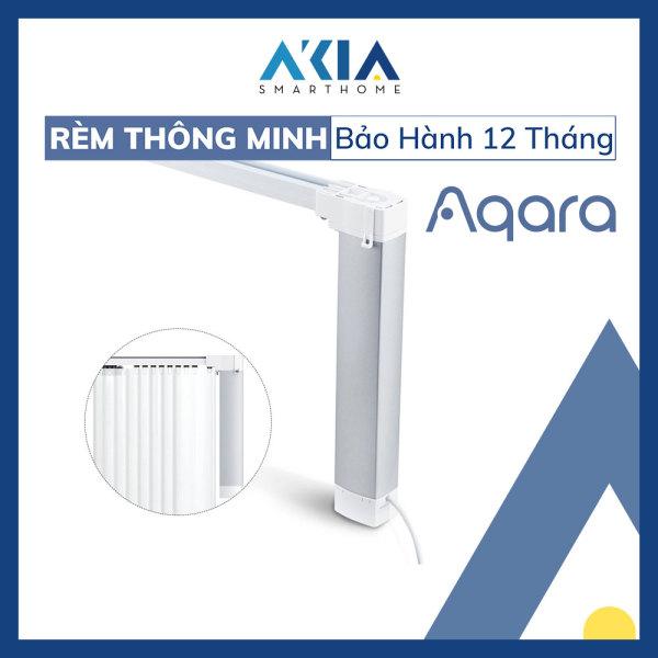 Động Cơ Rèm Thông Minh Aqara Smart Curtain ZNCLDJ11LM, tương thích Apple HomeKit - Hàng Chính Hãng, Bảo Hành 12 Tháng