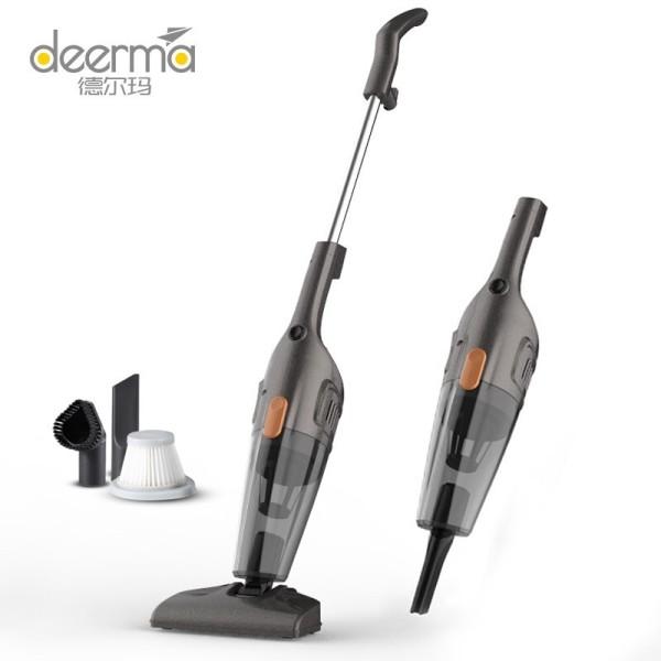 Máy hút bụi cầm tay mini Deerma DX115c 600W