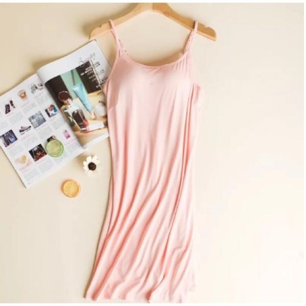 Nơi bán Combo Váy Ngủ Hai Dây Có Đệm Ngực