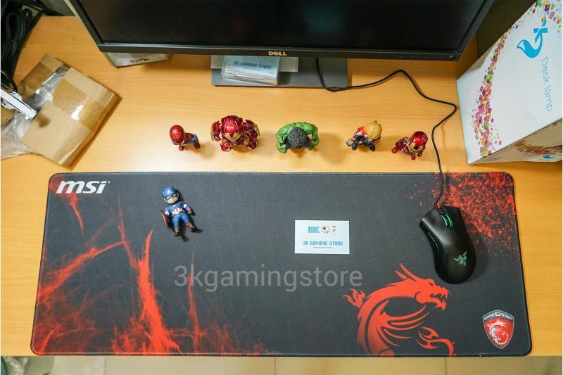 Giá [70+ mẫu lót chuột]  Miếng lót chuột chơi game size lớn (mouse pad) kích thước 80x30 cm