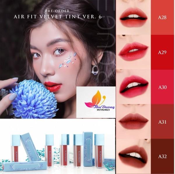 Son Kem Black Rouge Air Fit Velvet Tint Ver 6 Blueming Garden giá rẻ