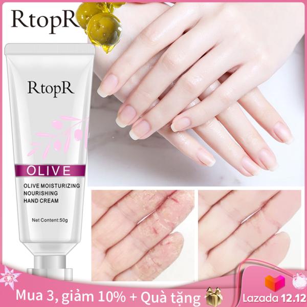 RtopR Kem dưỡng ẩm và làm trắng da tay từ tinh chất dầu oliu chăm sóc da hiệu quả - INTL