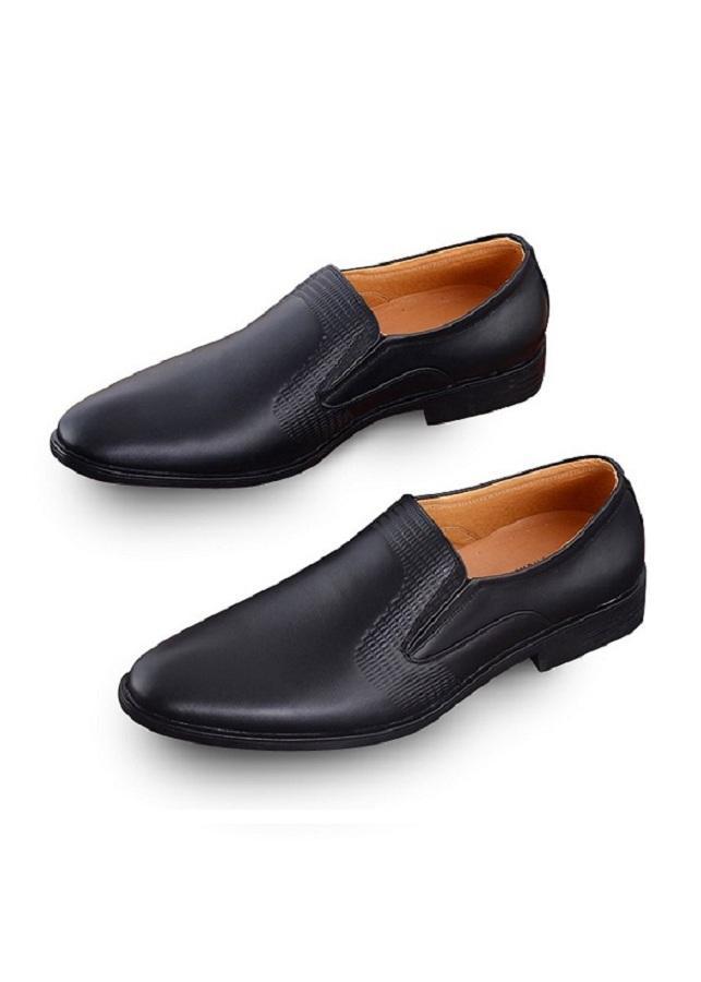 Giày Da Nam Cao Cấp UDANY - Giầy Tây Nam Da Bò Thật 100% - Giày Lười Nam - Giày mọi nam bảo hành 12 tháng
