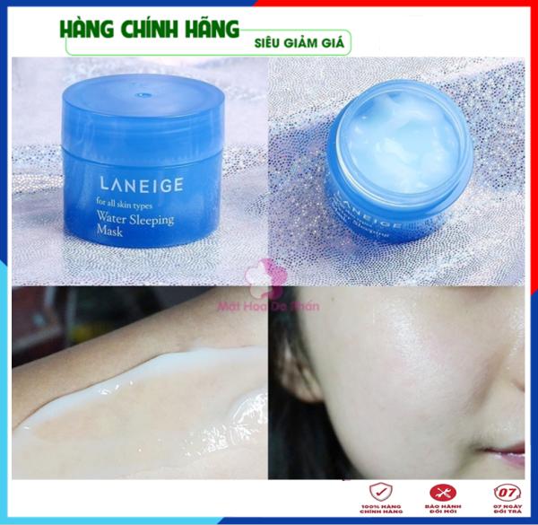 [Hàng Auth Hàn Quốc] Mặt Nạ Ngủ Laneige Water Sleeping Mask 15ml
