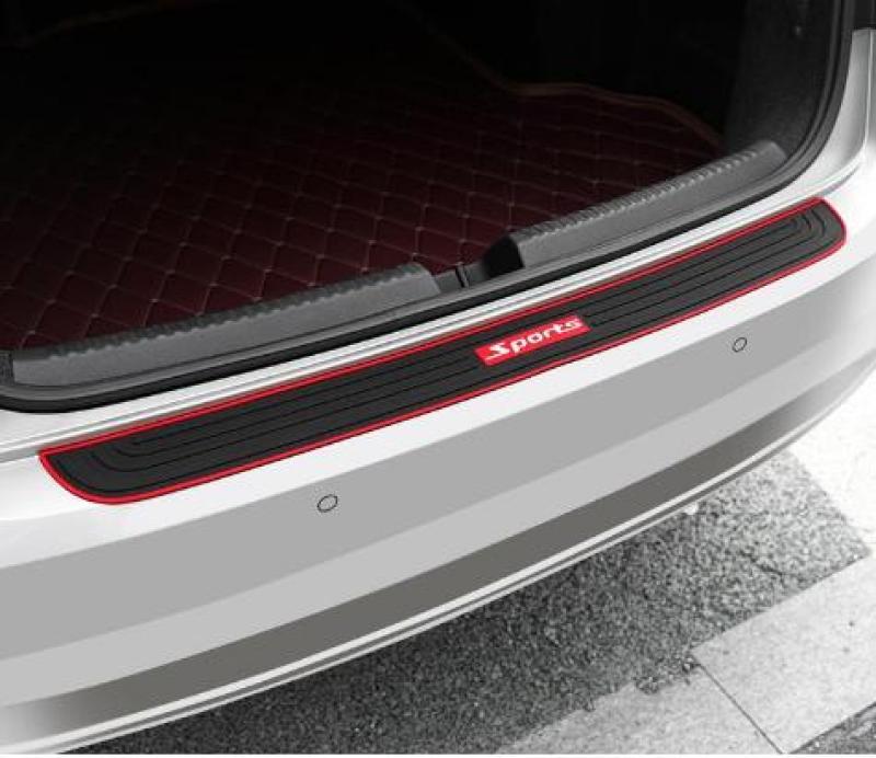 Nẹp Cao Su Chống Trầy Cốp Xe Kích Thước 95x7,5cm cho mọi loại xe ô tô