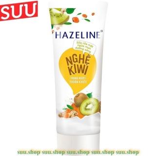 Sữa Rửa Mặt 100g Hazeline Nghệ Kiwi Ngừa Mụn Sáng Da thumbnail