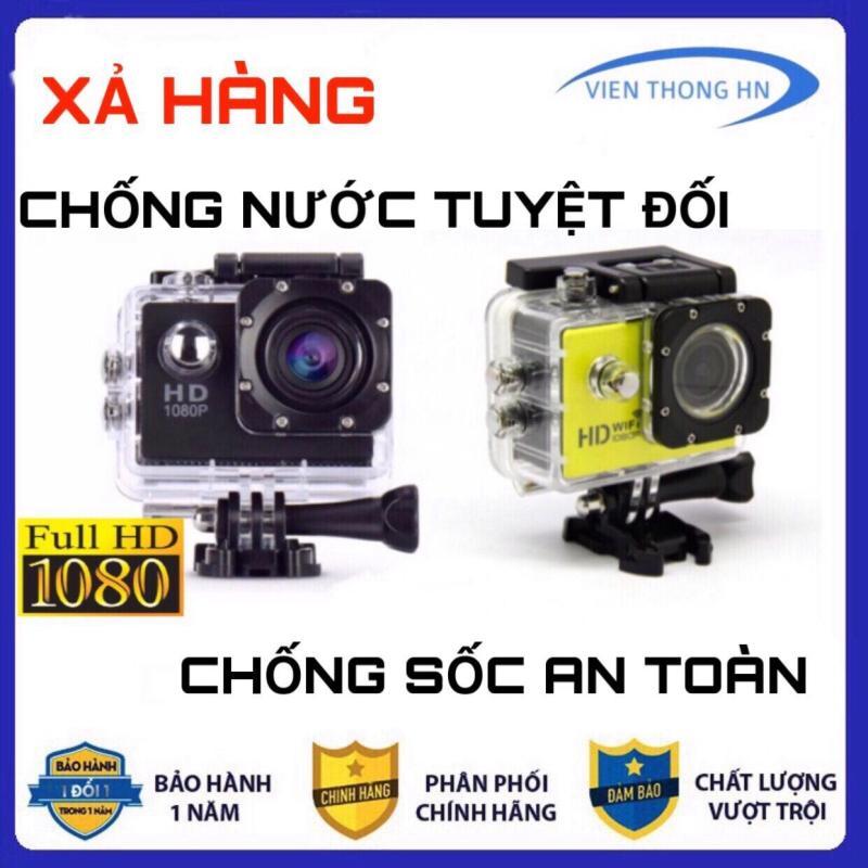 [ XẢ HÀNG ] Camera hành trình 2.0 FULL HD 1080P Cam A9 -  Camera hành trình chống nước - camera hành trình xe máy phượt