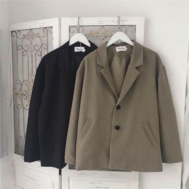 Áo Blazer dài tay Jack Lane