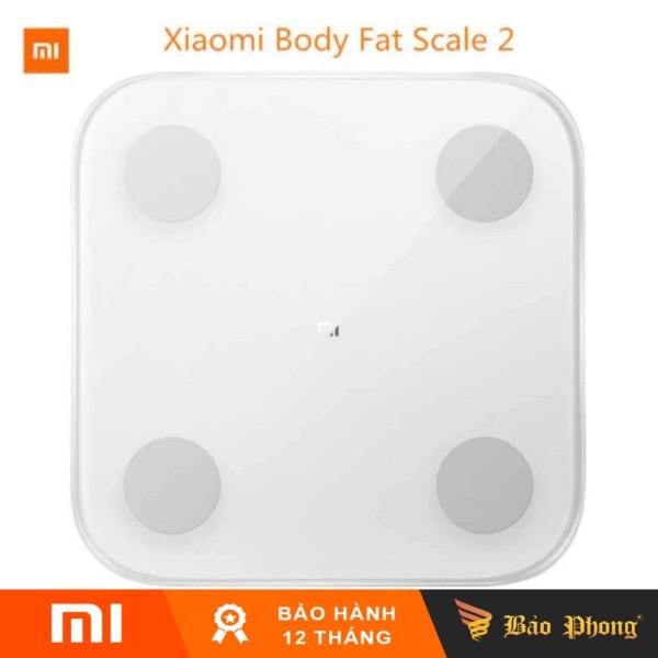 Cân điện tử thông minh XIAOMI Mi Body Fat Weigt Tester 2