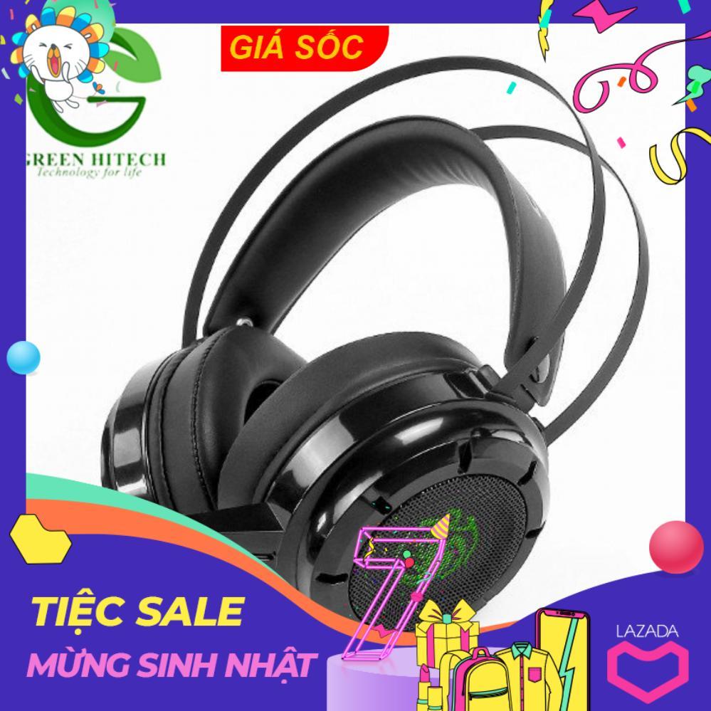 Bảng giá Headphone EXAVP Cao Cấp Gaming/DJ N61 LED Full Box Phong Vũ