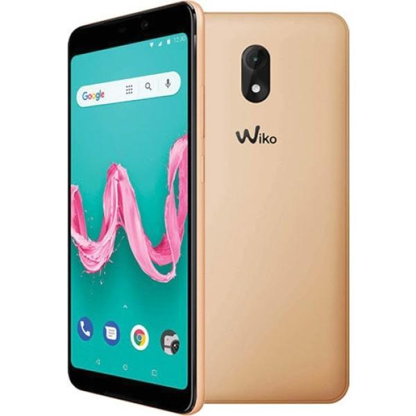 Điện thoại Wiko Lenny 5 (1GB/16GB) - Hàng chính hãng - Màn hình 5.7 inch HD+, Camera sau 8MP, Chip MediaTek MT6580, Pin 2800mAh